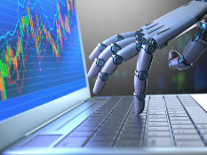 Roboter Trading
